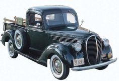 "HowStuffWorks ""1939 Ford Trucks""..Re-pin brought to you by agents of #carinsurance at #houseofinsurance in Eugene, Oregon"
