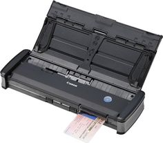 Canon imageFormula P-215II Scan-tini Personal Document Scanner: Card Scanning