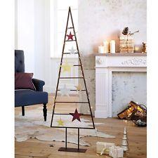 Deko objekt christbaum dekorieren metall