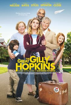 The Great Gilly Hopkins Poster   CineJab