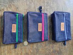 denim coin purses Your Boyfriend, Boyfriend Jeans, Coin Purses, Wallet, Denim, Bags, Coin Wallet, Handbags, Coin Purse