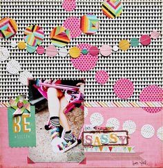 be sassy | Shannon Tidwell