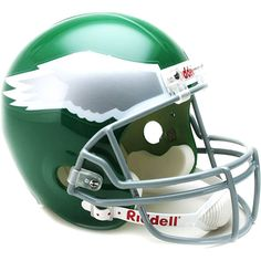 Image result for eagles kelly green helmet