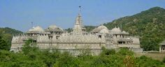Ranakpur Beautiful sculptured Jain temples mark the glory of Luxury Rajasthan Tours place. Marked as one of the five holy places for the Jain community, these were created in the 15 the century. During the reign of Rana Kumbha and are enclosed within a wall.