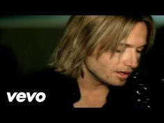 Keith Urban - Raining On Sunday - YouTube Hoping it rains so he could stay in bed with me =D <3