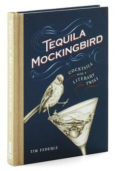 Tequila Mockingbird | Cocktails with a literary twist