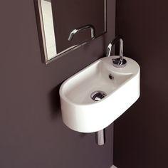 Lille håndvask til væg SevenZero 2