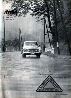 Hungarian Auto Motor 1960 julius 1 Auto Motor, Motor Car, Car, Automobile
