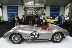 1956 Maserati 200 Si 2015 Amelia Island Auctions