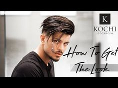 COOL Men's Hairstyles & Haircuts Tutorials | Men's Hairstyles #NEW 2017 - YouTube