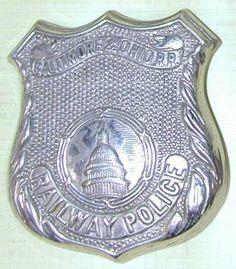 Baltimore & Ohio Railroad Police