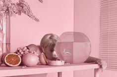 Mesmerising photography by Brazilian artist Carolina Mizrahi.