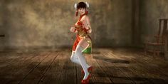 Dumplings with Leifang_DEAD OR ALIVE 5 Last Round__8 | DEAD OR ALIVE 5 Last Round