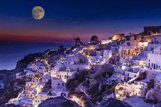 Breathtaking Santorini, Greece.