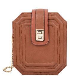 Chestnut Parfum Handbag #zulily #zulilyfinds
