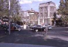 Elmadağ Kavşağı - 1960'lı yıllar.