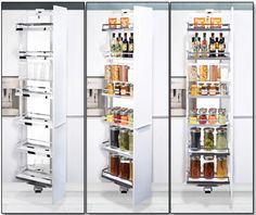 Ikea hack ivar shelves hutten wine rack bekvam step for Ikea dispensa
