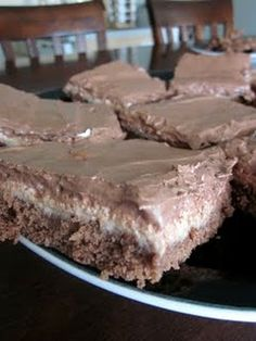 Six Sisters Marshmallow Brownies