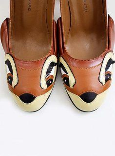 Bambi shoes JC de Castelbajac ★