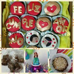 Cupcakes & brownies  temáticos ...