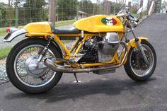 Moto Guzzi Mille cafe racer