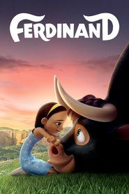 After Ferdinand, a bull with a big heart, is mistaken for a dangerous beast, he is captured and torn from his home. Determined to return to his family, he rallies a misfit team on the ultimate adventure. #movies #imdbflix #watch #free