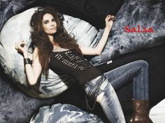 SALSA JEANS - Portuguese innovative and exiting jeans, tops and accessories