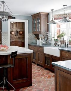 The Miles: Dreamy Kitchens