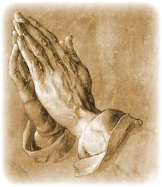 albrecht durer -Prayer hands