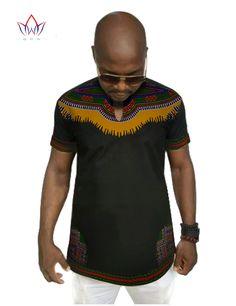 Trouver plus T-Shirts Informations sur Africain Imprimer Dashiki pour  Hommes 6XL Imprimer chemise Hommes Court manches Hommes Vêtements Hommes  Dashiki ...
