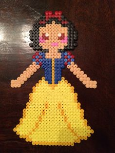 Hama Snow White by Miidita