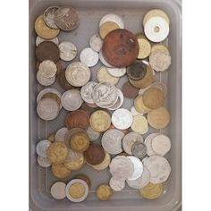Mixed Lot of Circulated World Coins. No Silver in the Collections & Lots category was listed for on 29 Feb at by TomHarvey in Vereeniging World Coins, Collections, Silver, Money