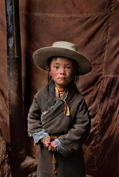 Steve McCurry Litang, Tibet please share dear friends