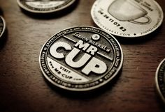 Mr Cup Coin business card / Mr cup now online !, via Flickr.