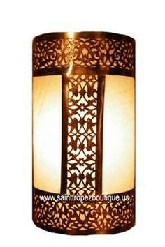 Photo of Moroccan Sconce 136
