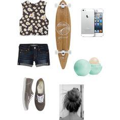 Summer Day Long boarding