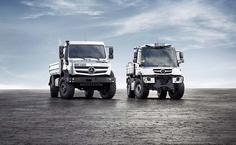 Mercedes-Benz #Unimog 2014 #mbhess #mbtrucks