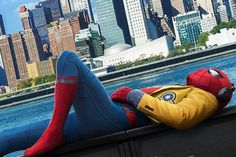 We are Geek: Novo Teaser Homem-Aranha - De volta ao lar