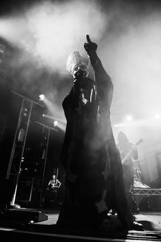 Say, can you hear the chimes? Papa Emeritus II / Ghost – Big Day Out 2014, Gold Coast 19/01/14 - Music News, Reviews, Interviews and Culture - Music Feeds