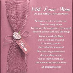 Mom Birthday Card Sayings Free Cards On Verses For Moms 80th Greetings