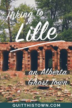 A visit to the ghost town of Lille, a former mining town in the Crowsnest Pass, Alberta. Places To Travel, Places To See, Travel Destinations, Hiking Places, Travel List, Travel Guides, Voyage Canada, Alberta Travel, Canadian Travel