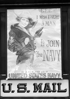 Navy Poster by mhendo84, via Flickr