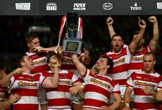 05/10/13 - Wigan crowned Super League champions