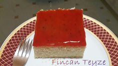 Fincan Teyze: Meyve Soslu Trileçe (Tres Leches Cake, Three Milks...