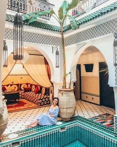 She Makes Me Travel in Marrakech riad. Posh Party, Marrakech, Us Travel, Around The Worlds, Inspiration, Instagram, Photography, Biblical Inspiration, Inspirational