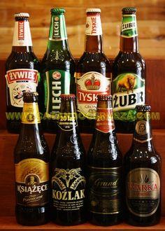 Pack #cerveza polaca, diferentes estilos