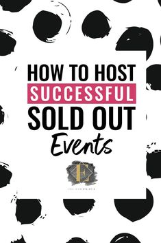 This simple but comprehensive event marketing course gives you the lowdown on the actions you need to take to get butts in those seats, from getting to know your target audience to how to get your event in front of as many eyes as possible. #eventmarketing #entrepreneur #business #marketing