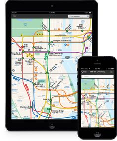 The Wheely subway map consists of only accessible stations with elevators making it easy to find accessible subway stations. Wheely displays...