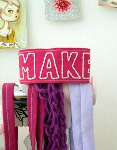 Cute statement bracelets - DIY- Tutorial