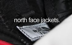 """""""Wow three north faces how original."""" One of the best moments of my life :)"""